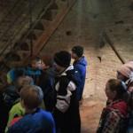 Bergfried Aufstieg